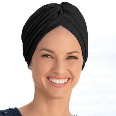 Pleated Turban