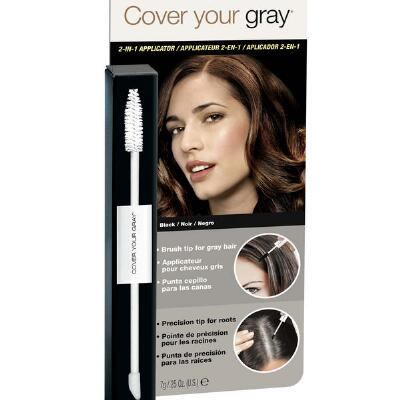 Cover Your Gray 2-in-1