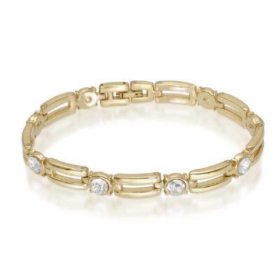 Bracelet with Accent Stones