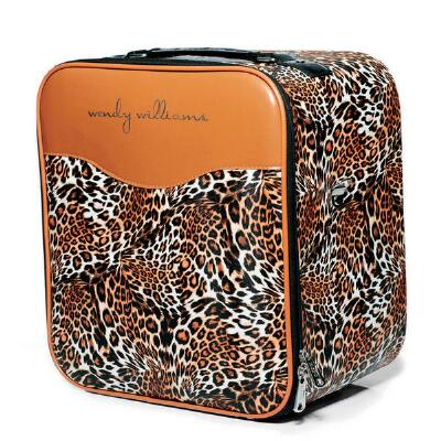 Wendy Williams™ Animal-print Wig Carry Case