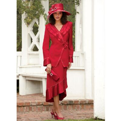 Glam Pam Suit by Lisa Rene