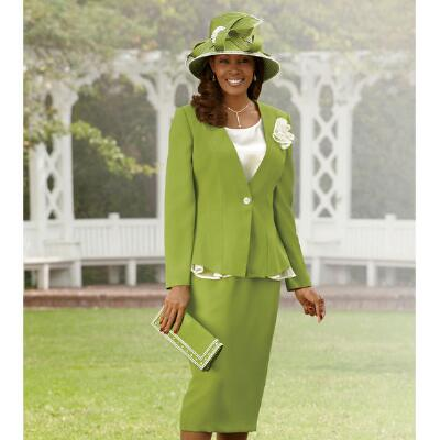 Lively Ivy 3-Pc. Suit by BMJ