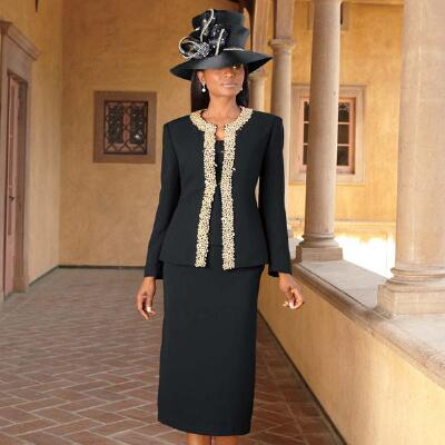 Profile in Elegance 3-Pc. Suit from Verucci by Chancelle