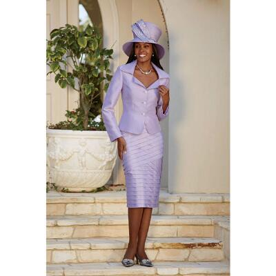 Feminine Finesse Suit by Verucci by Chancelle