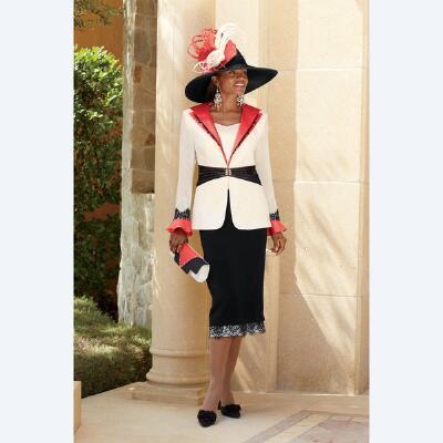 Couture Contours Suit