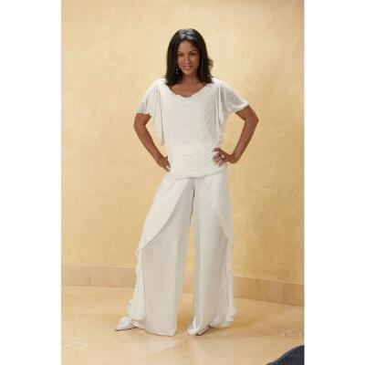 Pearl Essence Pants Set from Verucci by Chancelle