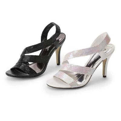 D'Orsay Dressy Sandals by Pierre Dumas