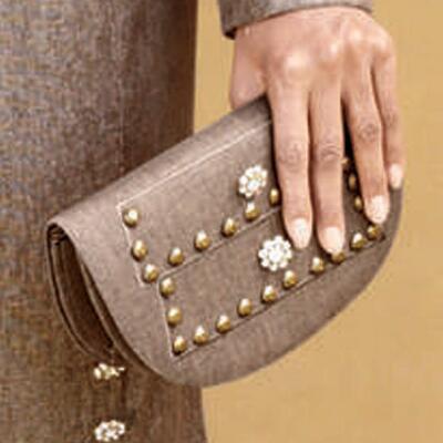 Sideswept Handbag by Lisa Rene™