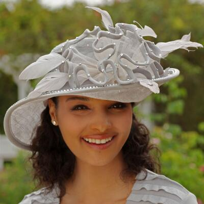 Ma Belle Michelle Hat by ML Studio