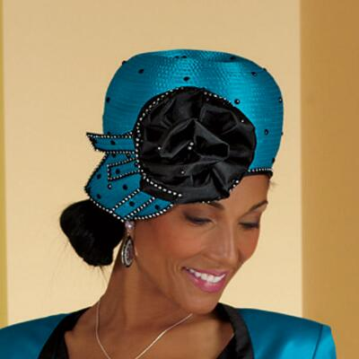 Runway Renee Hat by Davianna