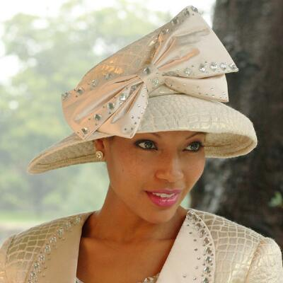 Touch of Teia Hat by Lisa Rene™