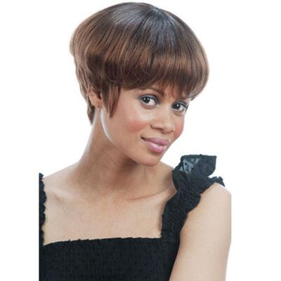 H-6218 Acorn Human Hair Wig by Motown Tress™