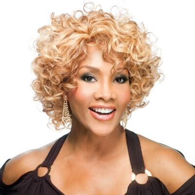 H-231 Human Hair Wig by Vivica Fox