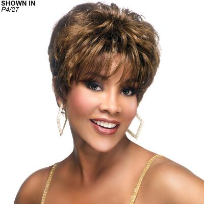 H212 Human Hair  Wig by Vivica Fox