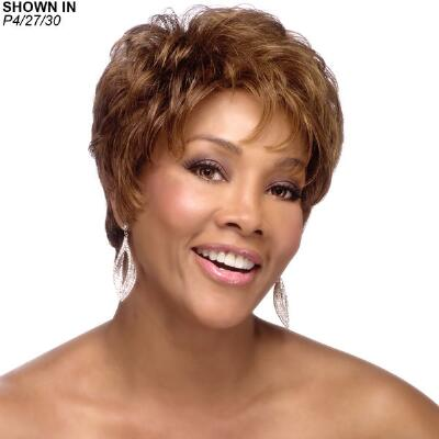 H223 Human Hair Wig by Vivica Fox
