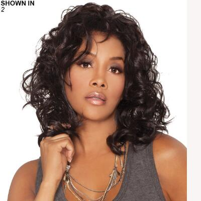 Joanna Lace-Front Wig by Vivica Fox