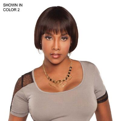 Maxine Monofilament Top Wig by Vivica Fox