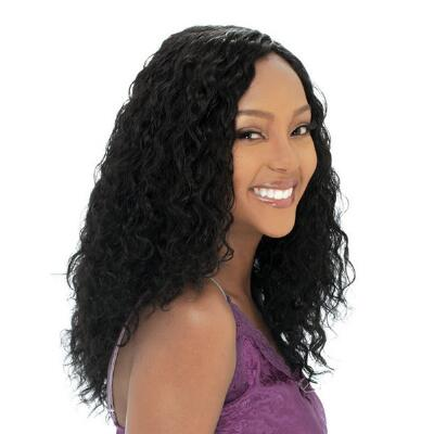 "10"" Indian Remi Loose Deep Human Hair Weave by Sensual Collection"