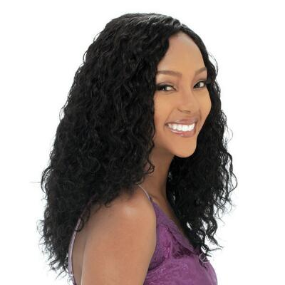 "18"" Indian Remi Loose Deep Human Hair Weave by Sensual Collection"