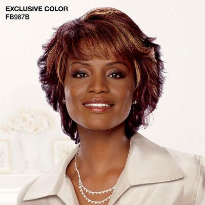 Dream Human Hair Blend Wig by Diahann Carroll™