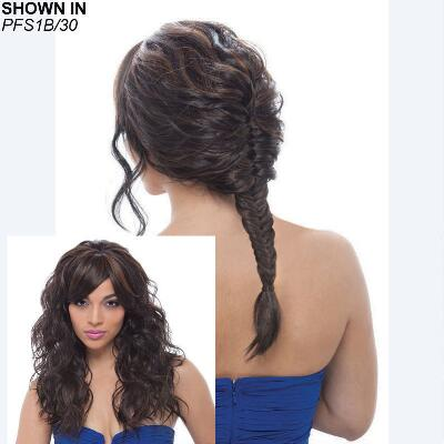 Valevie Easy Braid Wig by Janet Collection