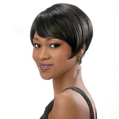 Kiss Human Hair Wig by Motown Tress