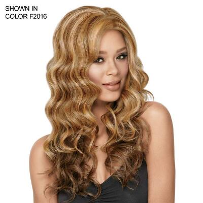 Goddess Waves Lace Front Wig by Sherri Shepherd™