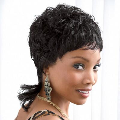 H Bloom Human Hair Wig by Soul Tress®