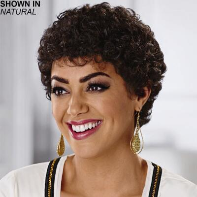 Tamar Natural Human Hair Wig by Diahann Carroll™