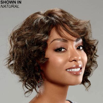 Aria Natural Human Hair Wig by Diahann Carroll™