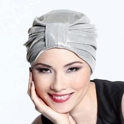 Metallic Turban