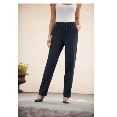 BendOver Denim Pull On Pants