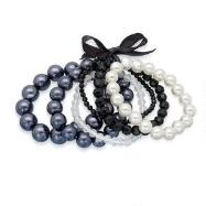 6 Strand Stretch Bracelet