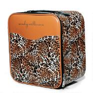 Wendy Williams™ Hair World™  Animal-print Wig Carry Case