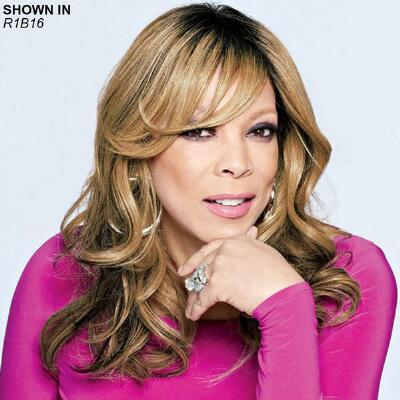 Wendy Hand-Tied Wig by Wendy Williams™ Hair World™