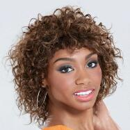 Lovely Lena 100% HH  Wig by Wendy Williams™ Hair World™