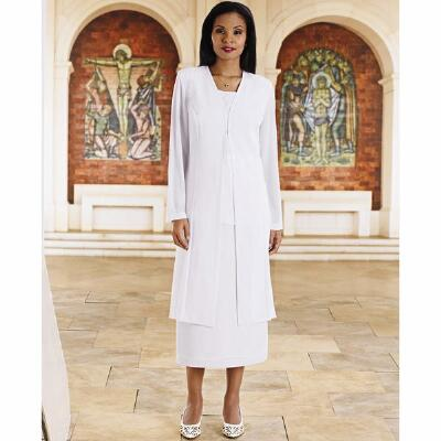 Georgette Classic Choir Robe 3-Pc. Suit from Tally Taylor