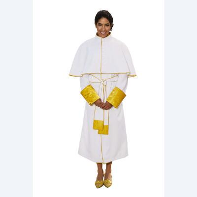 Choir Robe with Cape