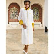 Jacquard Cassock Choir Robe