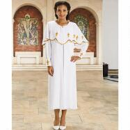 Cross 3-Pc. Choir Robe Set by Tally Taylor
