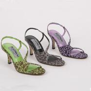 Animal Print Sandals from Platinum