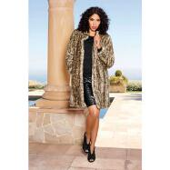 Look of Leopard Coat by EY Signature