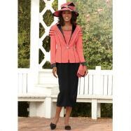 Chic Cheryl 3-Pc. Suit by Lisa Rene