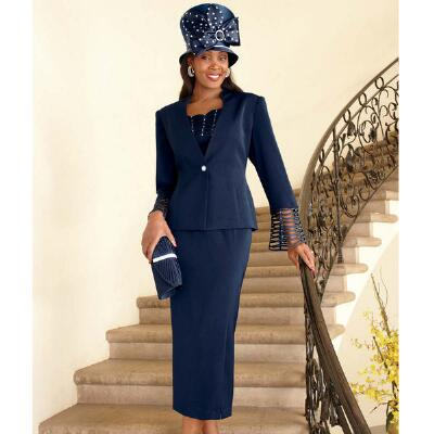 Charismatic Karen 3-Pc. Suit by Lisa Rene™