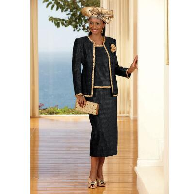 Zella Elegant 3-Pc. Suit by BMJ