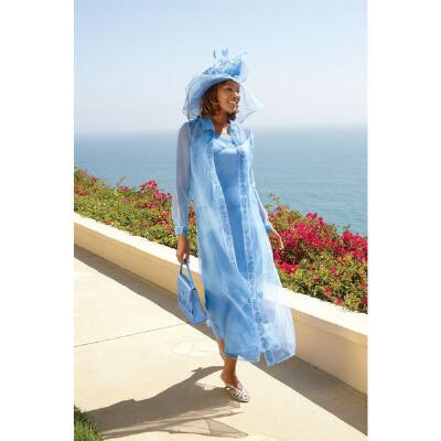 Garden Party 3-Pc. Duster Suit