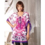 Fantasia Print Tunic