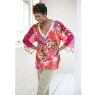 Coral Floral Tunic  from EY Exclusives