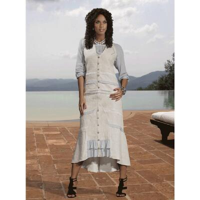 Natural Beauty 3-Pc. Skirt Set from Lisa Rene