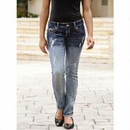 Skinny Curvy MRC Slim Jeans by Ariya Jeans